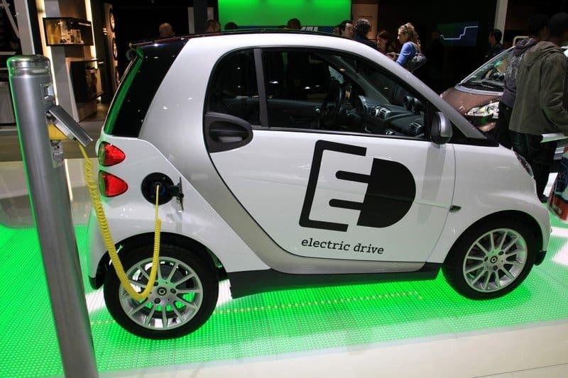 Smart Car ForTwo EV 2008