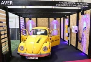 Volkswagen Beetle Vintage Converted Electric Car EV inspection